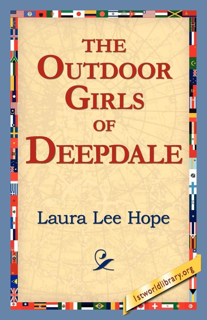 The Outdoor Girls of Deepdale als Taschenbuch