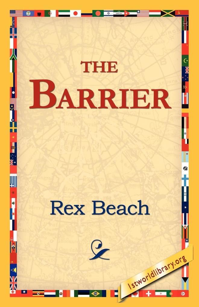 The Barrier als Taschenbuch