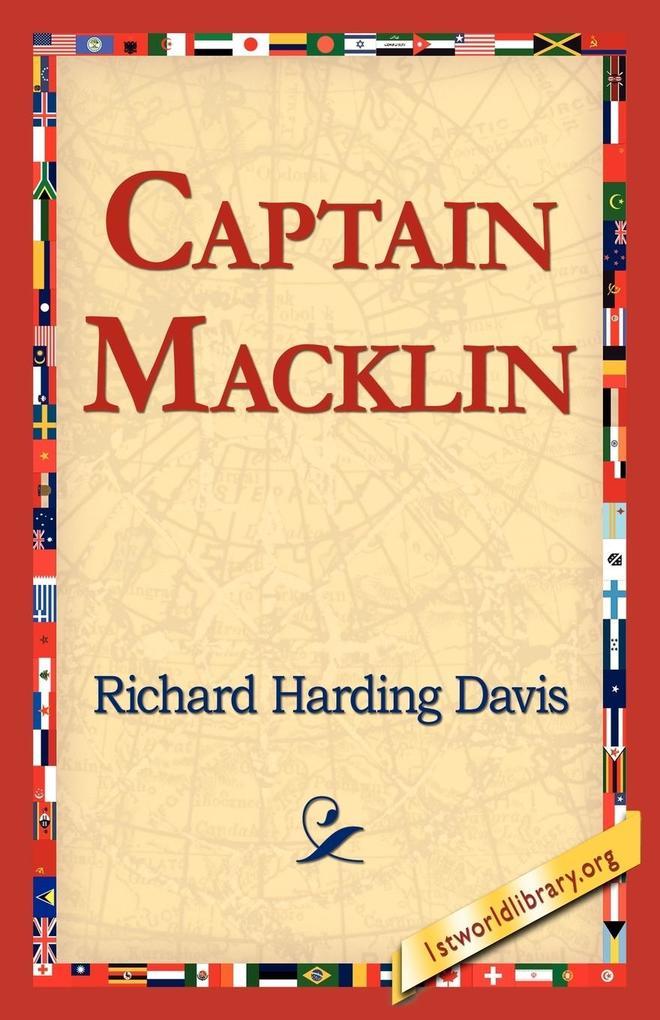 Captain Macklin als Taschenbuch