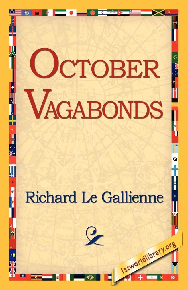October Vagabonds als Taschenbuch