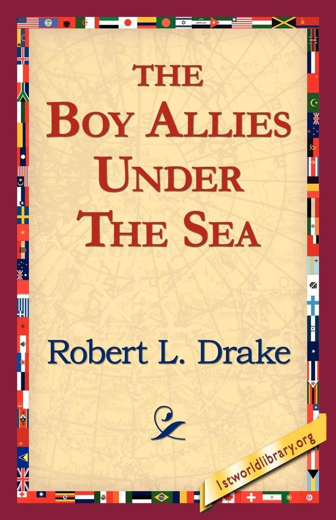 The Boy Allies Under the Sea als Taschenbuch