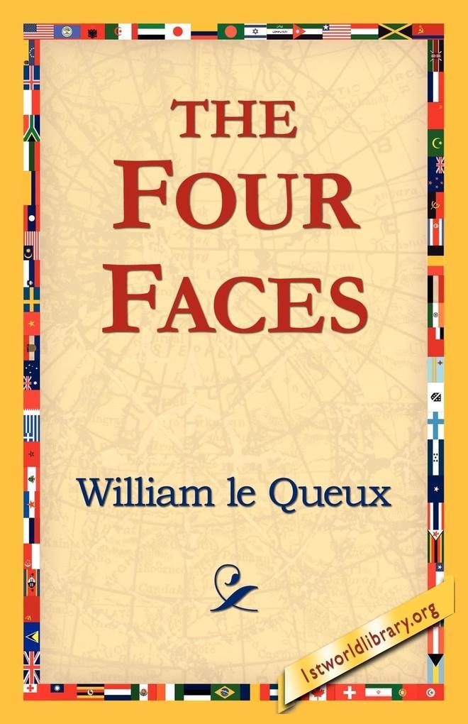 The Four Faces als Taschenbuch