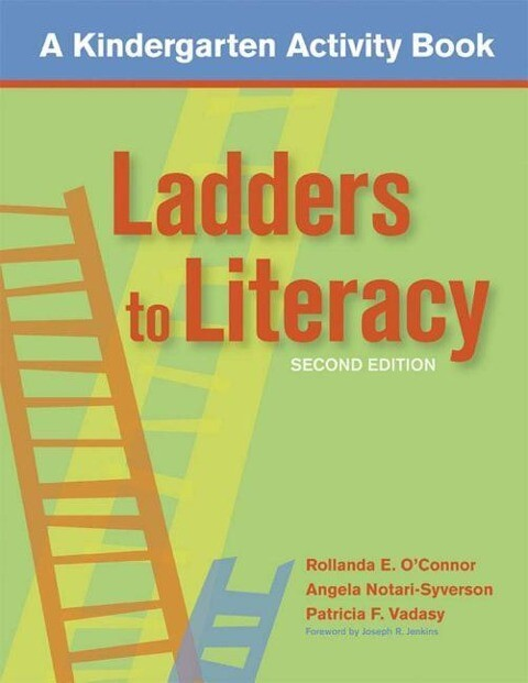 Ladders to Literacy: A Kindergarten Activity Book als Taschenbuch