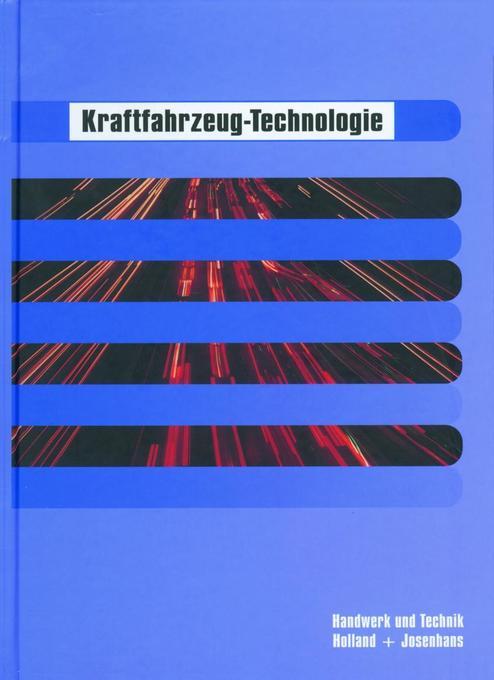 Kraftfahrzeug-Technologie als Buch