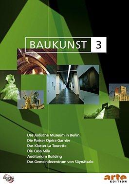 Baukunst als DVD