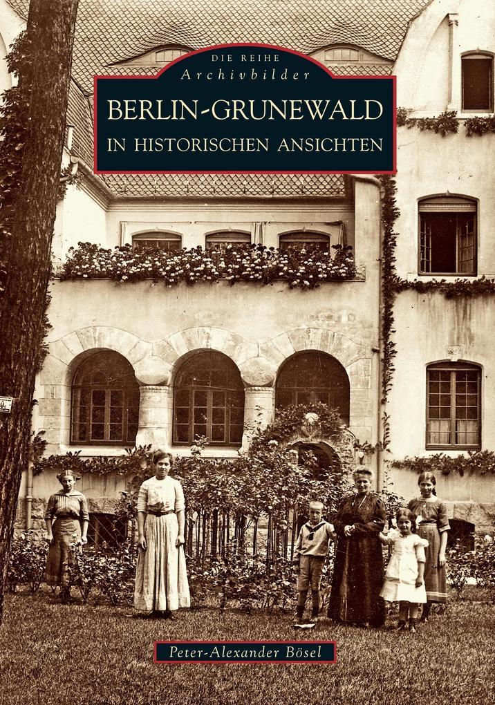 Berlin-Grunewald als Buch