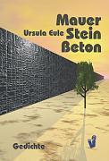 Mauer Stein Beton als Buch