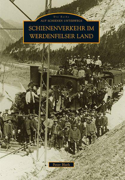 Schienenverkehr im Werdenfelser Land als Buch