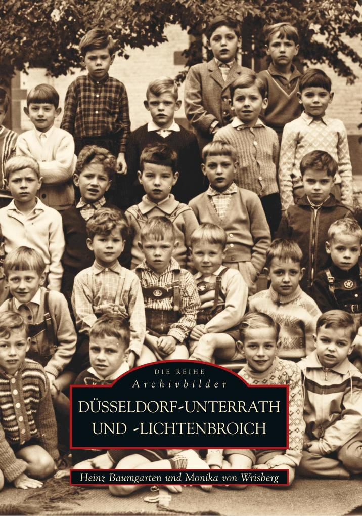 Düsseldorf - Unterrath und Lichtenbroich als Buch