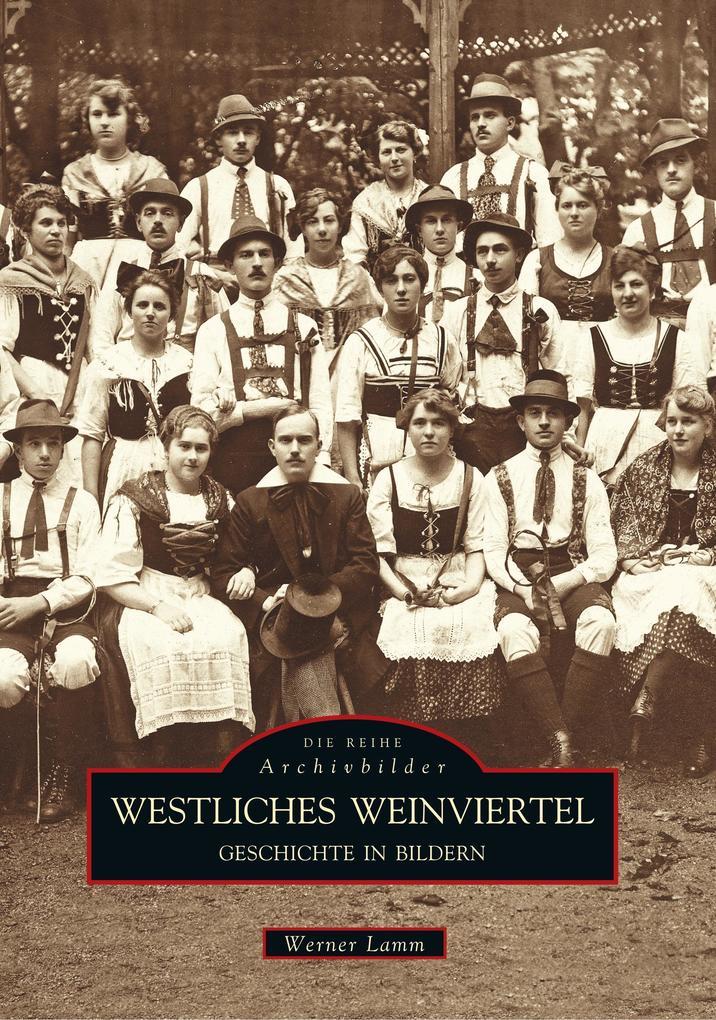 Westliches Weinviertel als Buch