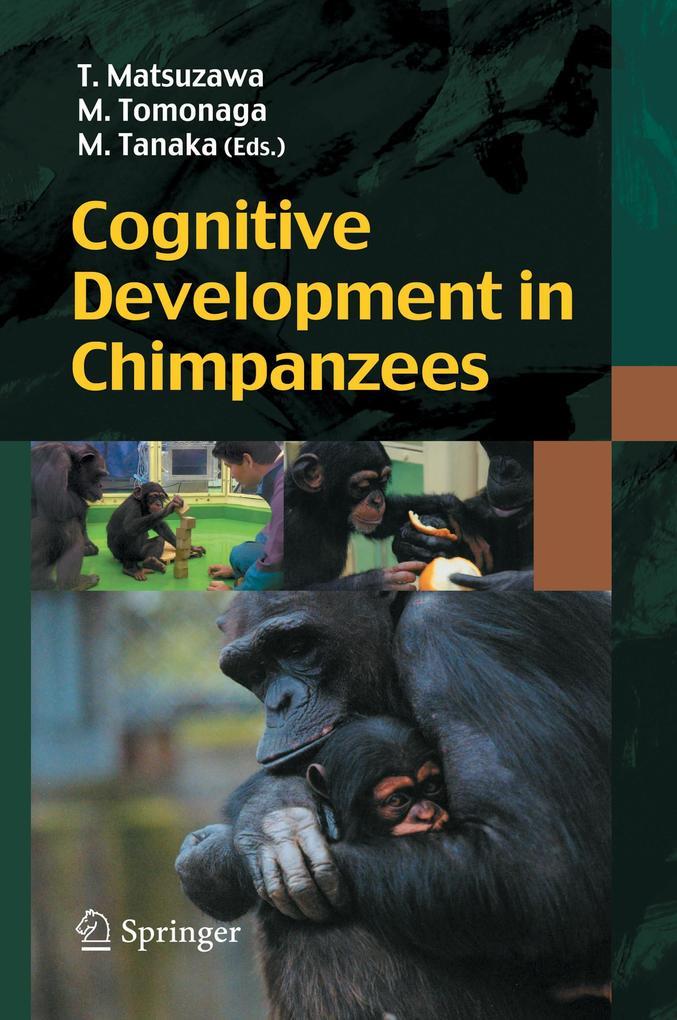 Cognitive Development in Chimpanzees als Buch