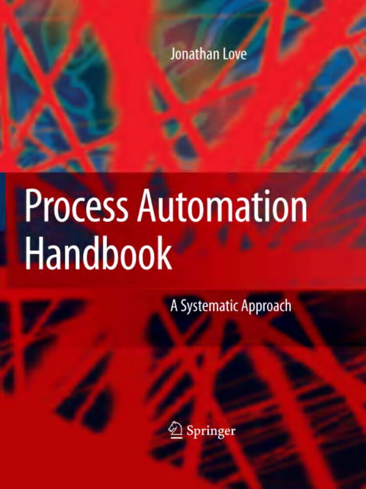 Process Automation Handbook als Buch