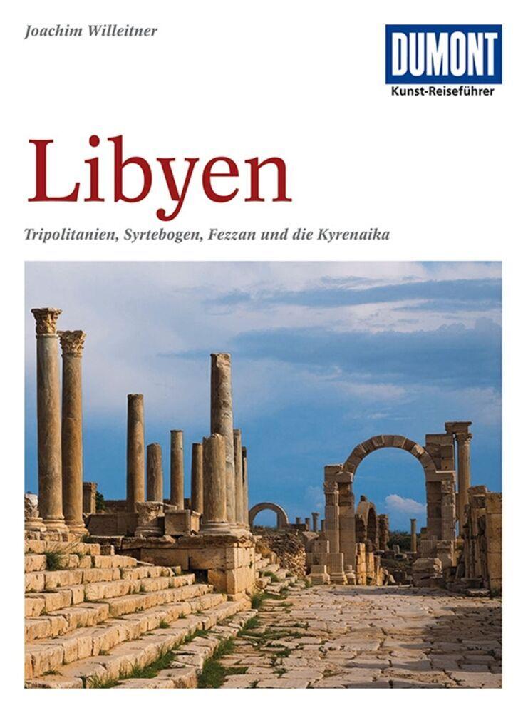 DuMont Kunst-Reiseführer Libyen als Buch