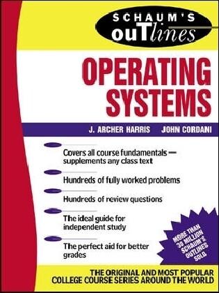 Schaum's Outline of Operating Systems als Taschenbuch