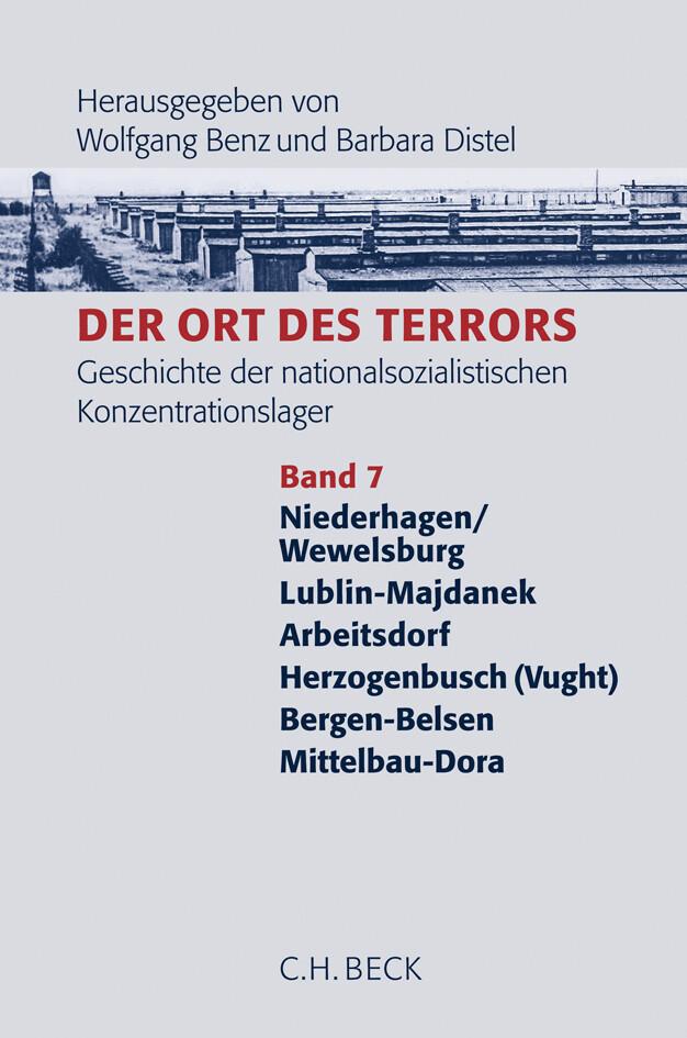 Ort des Terrors 7 als Buch
