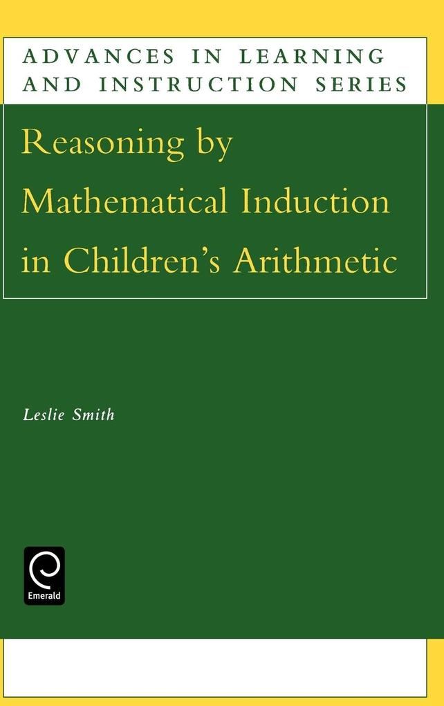 Reasoning by Mathematical Induction in Children's Arithmetic als Buch