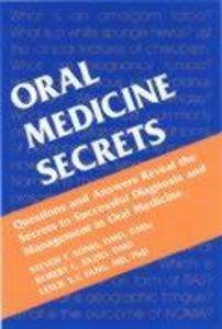Oral Medicine Secrets als Taschenbuch