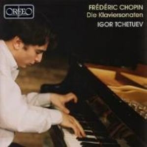 Klaviersonaten op.4/35/58 als CD
