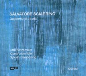 Quaderno Di Strada als CD