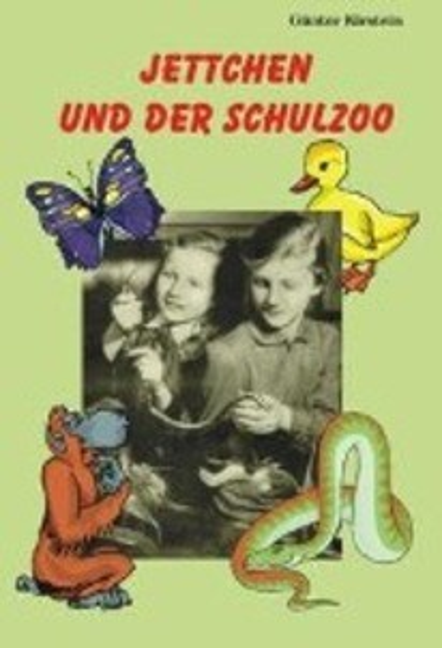 Jettchen und der Schulzoo als Buch