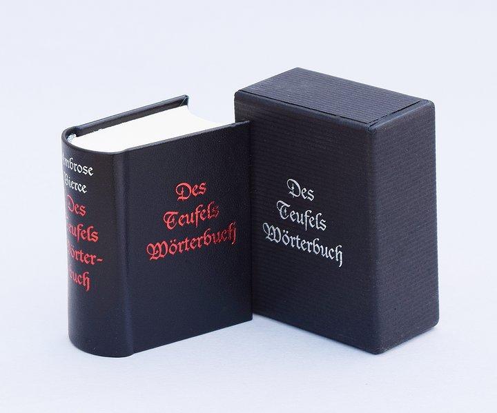 Des Teufels Wörterbuch als Buch