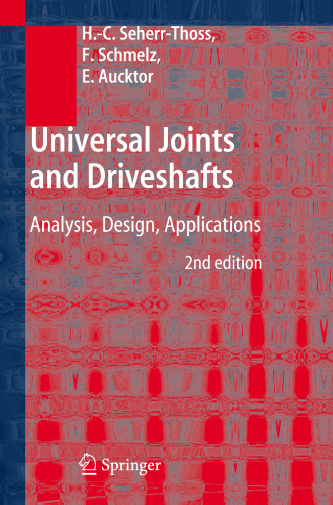 Universal Joints and Driveshafts als Buch