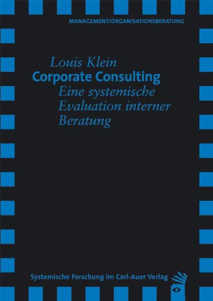 Corporate Consulting als Buch