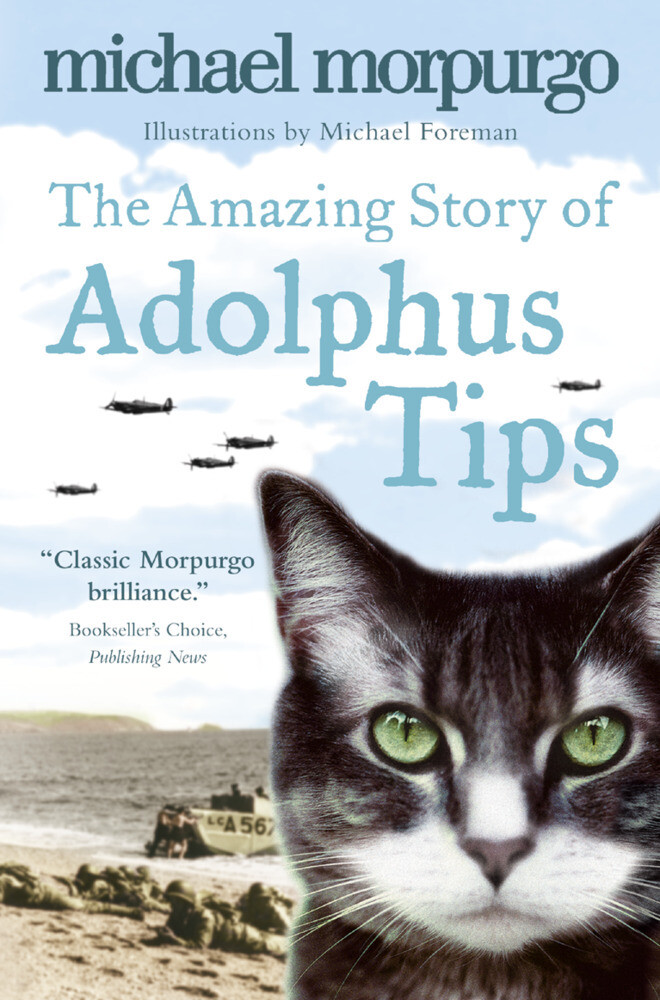 The Amazing Story of Adolphus Tips als Taschenbuch