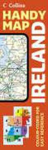 Ireland Handy Map als Buch