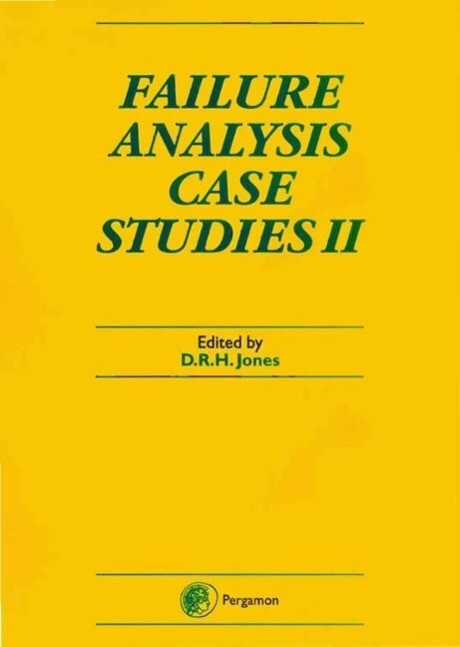 Failure Analysis Case Studies II als Buch