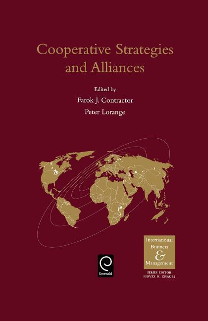 Cooperative Strategies and Alliances als Buch