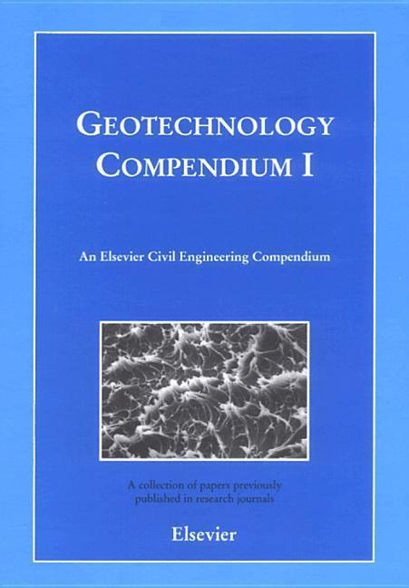 Geotechnology Compendium I als Buch