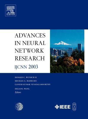 Advances in Neural Network Research: IJCNN 2003 als Buch