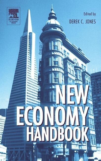 New Economy Handbook als Buch