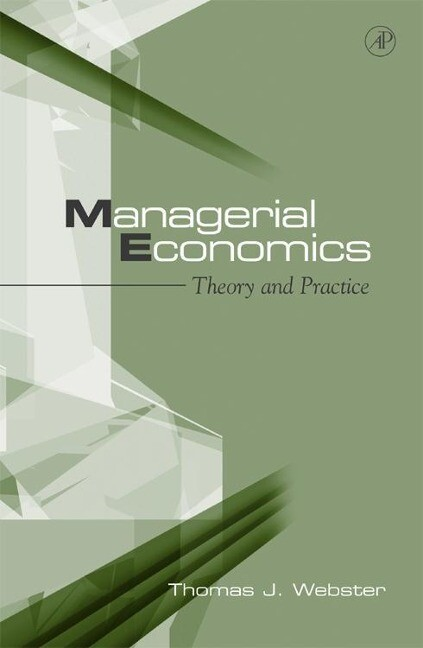 Managerial Economics: Theory and Practice als Buch