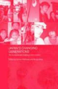 Japan's Changing Generations als Taschenbuch