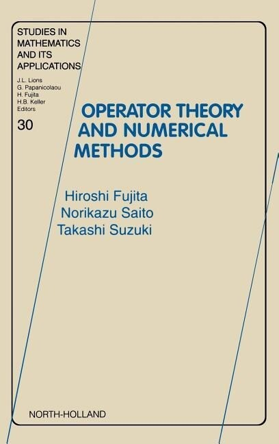 Operator Theory and Numerical Methods als Buch