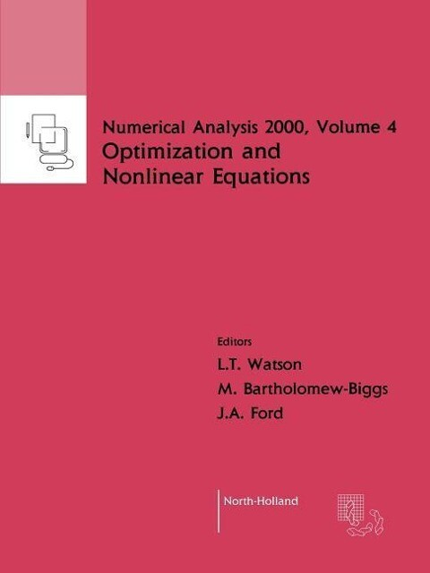 Nonlinear Equations and Optimisation als Buch