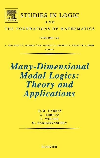 Many-Dimensional Modal Logics: Theory and Applications als Buch
