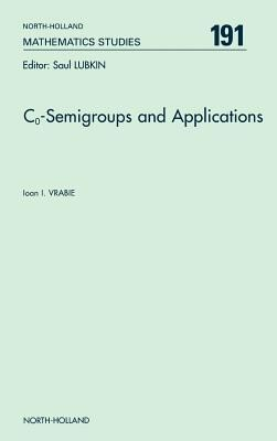 Co-Semigroups and Applications als Buch