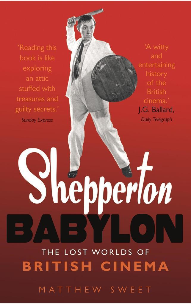 Shepperton Babylon als Taschenbuch