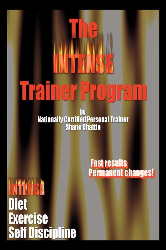 The INTENSE Trainer Program als Taschenbuch