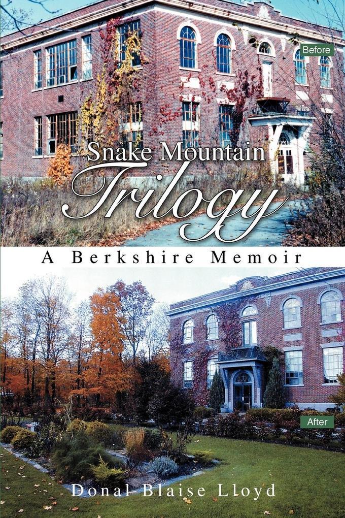 Snake Mountain Trilogy: A Berkshire Memoir als Buch