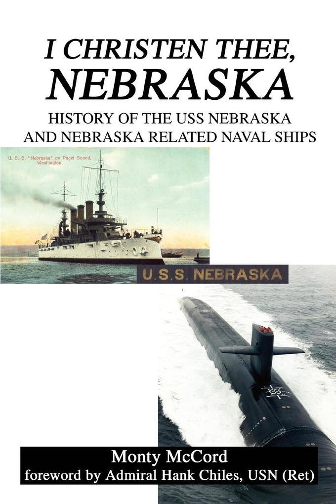 I Christen Thee, Nebraska als Taschenbuch