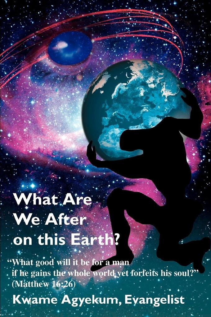 What Are We After on This Earth? als Taschenbuch