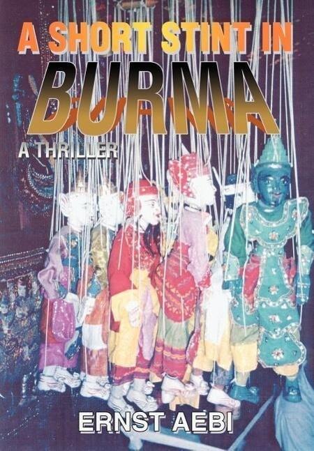 A Short Stint in Burma: A Thriller als Buch