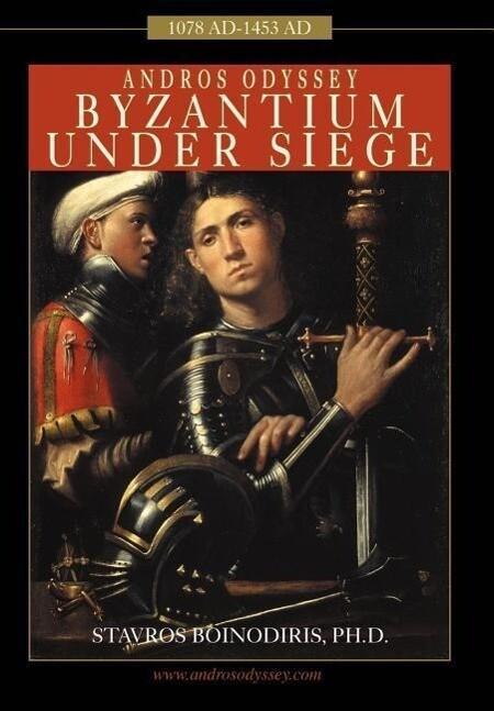 Andros Odyssey: Byzantium Under Siege als Buch