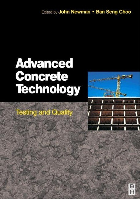 Advanced Concrete Technology 4: Testing and Quality als Buch