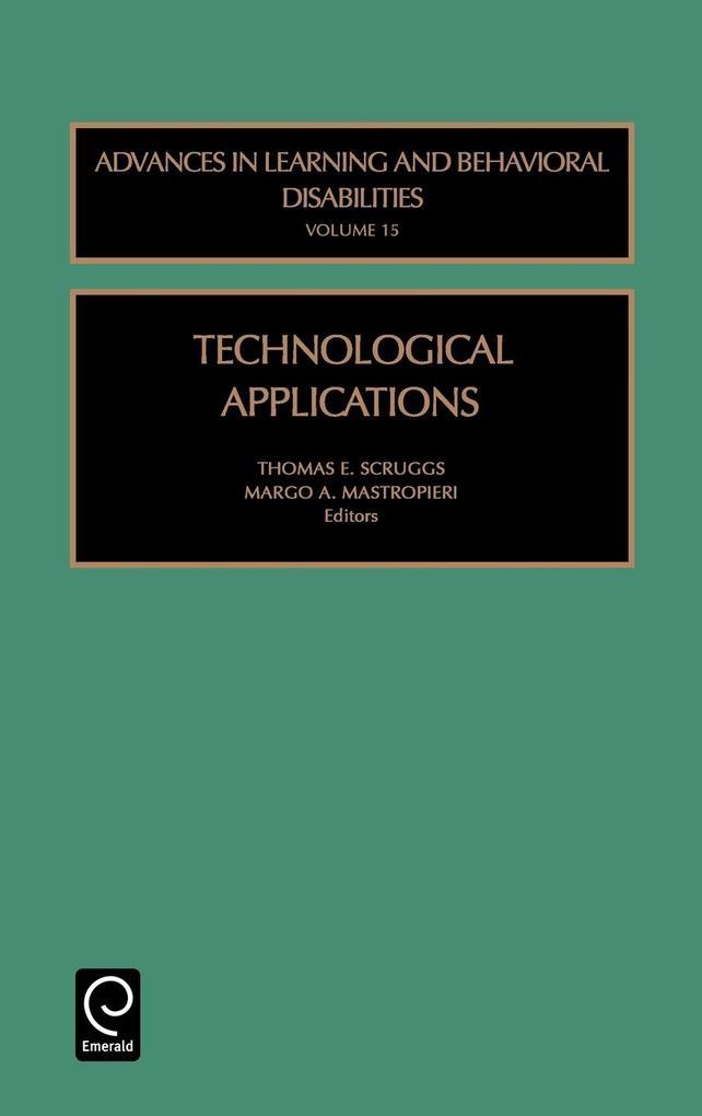 Technological Applications als Buch