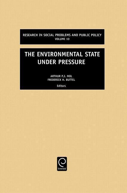 The Environmental State Under Pressure als Buch
